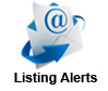 The Market Common Listing Email Alerts